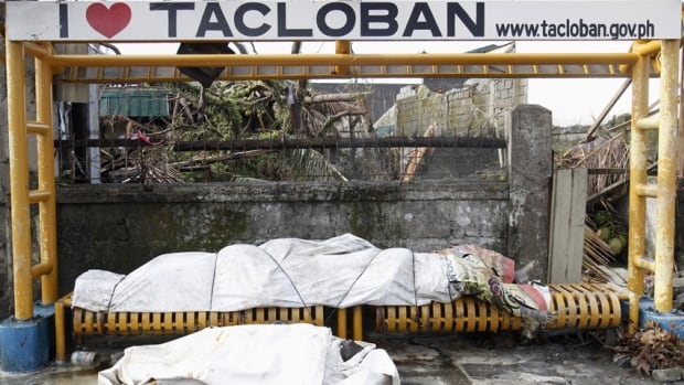The death toll in the Philippines has been estimated at anywhere between 2,000 and 10,000.
