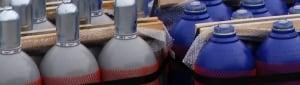 Worthington cylinders
