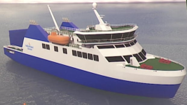 A new state-of-the-art ferry is now under construction at Damen Shipyards in Romania. The boat will service Fogo Island and Change Islands.