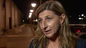 Lampedusa mayor Guisi Nicolini