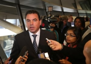 giorgio mammoliti scrum toronto city hall