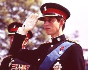 Britain Prince Charles