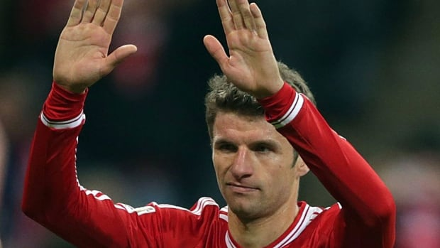 Thomas Mueller and his Bayern Munich teammates were probably surprised at last week's unannounced visit by a FIFA anti-doping team which tested the players to build blood and urine profiles for the 2014 World Cup.