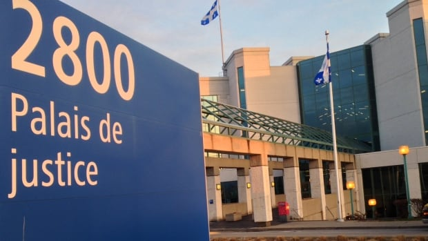 Ten boys, aged 13 to 15, appeared in youth court in Laval today, to face charges of child pornography possession and distribution, for allegedly sharing explicit photos of girls they knew captured on the smartphone app Snapchat.