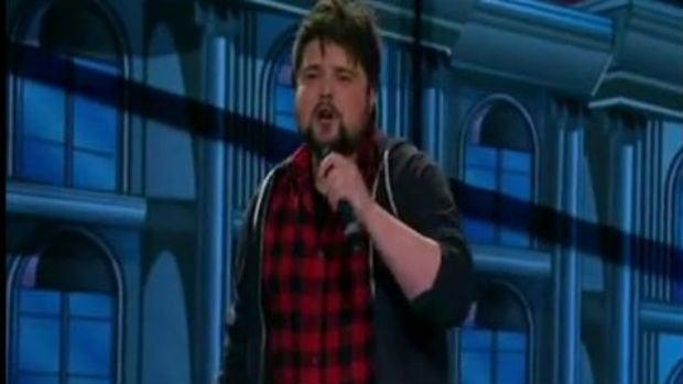Comedian Simon King
