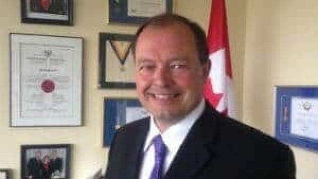 North Bay Mayor Al MacDonald