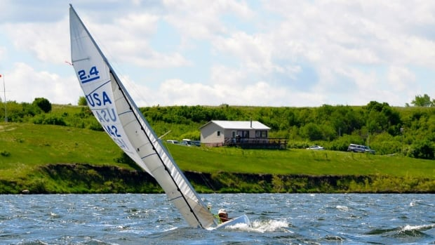It's going to get easier to sail and sleep at Blackstrap.