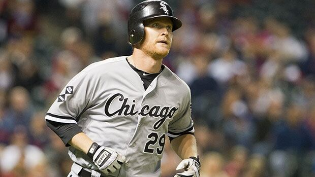 Dan Johnson has suited up for four big-league teams, including the White Sox.