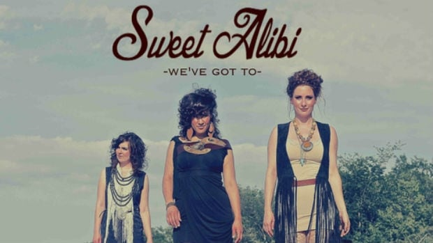 Sweet Alibi is launching its latest album, We've Got To, with a show at the West End Cultural Centre on Nov. 20 at 8 p.m.