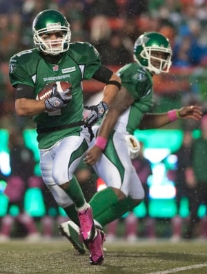 CFL Lions Riders 20131019
