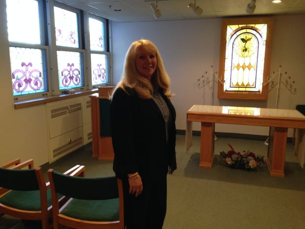 Moncton hospital chapel