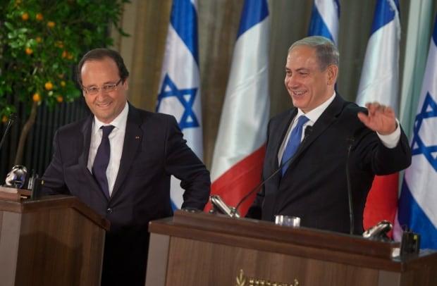 Hollande-Netenyahu