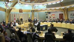 Nunavut swearing-in 2013