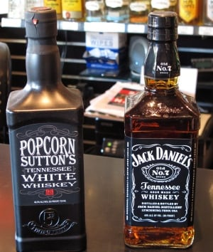 Jack Daniel's Bottle Dispute
