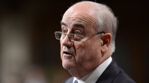 Veterans Affairs Minister Julian Fantino has asked a House of Commons committee to spell out precisely what kind of social and legal obligation Canada has to its soldiers.