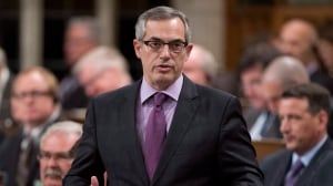 Treasury Board President Tony Clement has recently criticized the benefits available to public servants, and publicly vowed to trim them, putting him at odds with unions. His own department handed out half a million dollars in rewards to staff in the last five years.