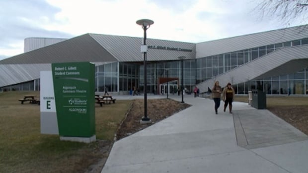 Unlike Algonquin College's Ottawa campus, women were not permitted to study at the campus that opened in Saudi Arabia in 2013.