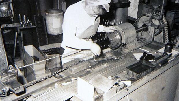 Delores Kielbowich in the 1960s