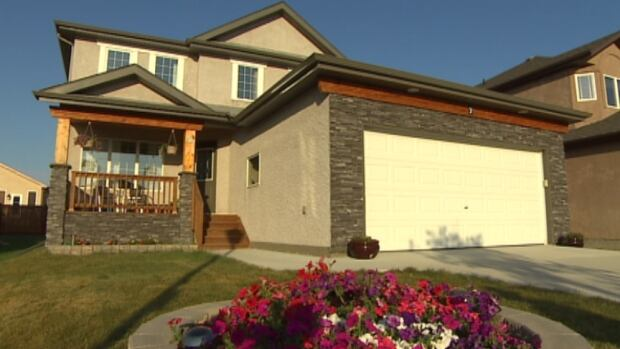 Ajay Pandey purchased this family home from Kensington Homes in Winnipeg's south St. Vital area for $353,000 and took possession in May 2010.