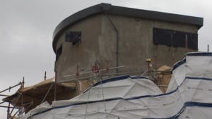 Martello Tower top