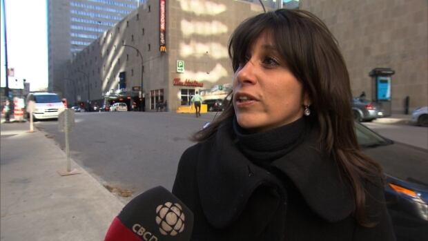 STM spokeswoman Amélie Régis said plans for a wheelchair-accessible entrance to Vendôme station depend on provincial funding.