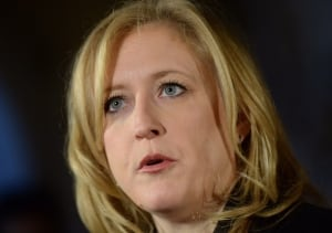 Transport Minister Lisa Raitt