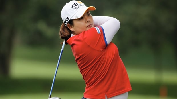LPGA player of the year Inbee Park of South Korea won six tournaments in 2013, including a remarkable three majors in a row.