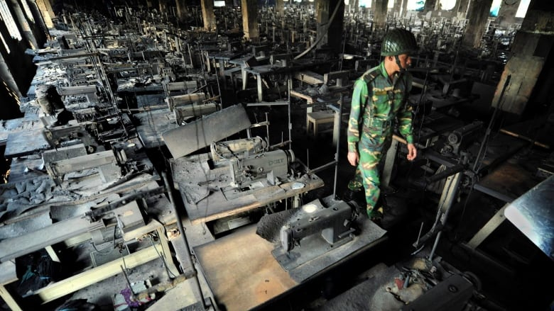 Bangladesh factory safety rules updated | CBC News