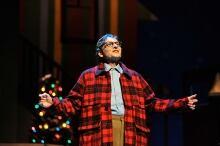 Rob McLaughlin in A Christmas Carol