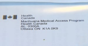 Marijuana Medical Access Program