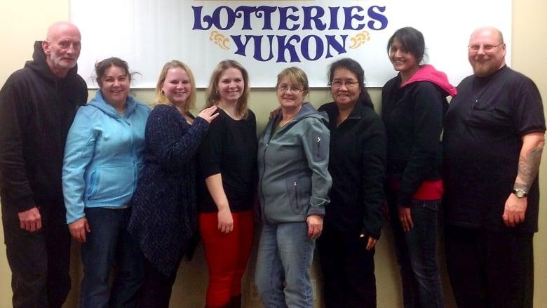 Yukon Lotteries