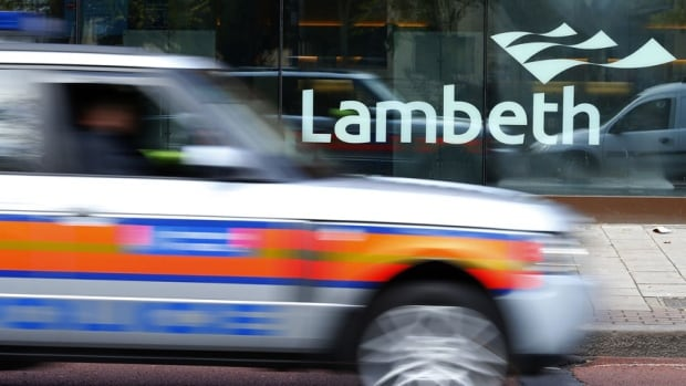 U.K. police said Friday that the two suspects were arrested in Lambeth, in south London, on suspicion of immigration offences, in addition to the original suspected offences of forced labour and domestic servitude.
