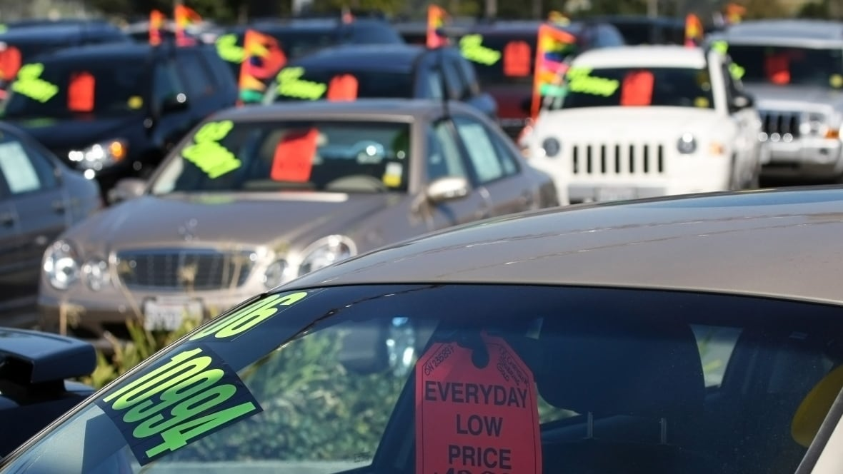 Buying A Used Car In Alberta Canada