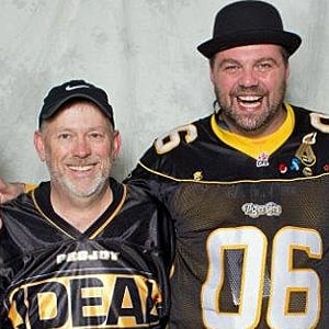 Hamilton Tiger-Cats fan Rick Jamieson
