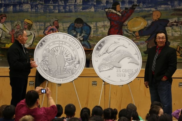 ROYAL CANADIAN MINT - The 100 year-old Canadian Arctic Expeditio
