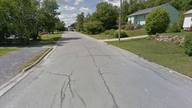 The attack happened on Mountain Avenue in Dartmouth