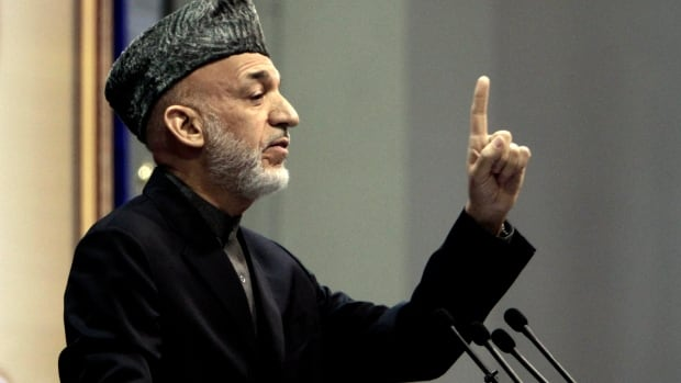 Afghan President Hamid Karzai's decision to drop a deal that had taken about a year to hammer out shocked Western diplomats.