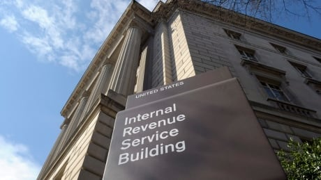 1.6 million Canadian banking records shared with IRS