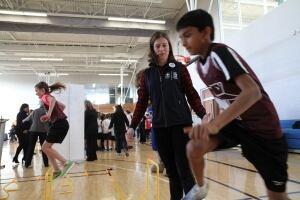Sports Day Becky Kellar-Duke
