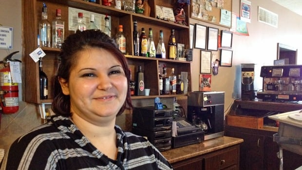 Maria Carvalho is young, but nobody stays rowdy for long at the Crowbar while she's behind the bar.