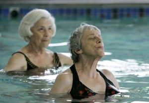 Lifestyles Senior Swimmers
