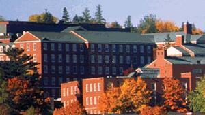 University of New Brunswick campus