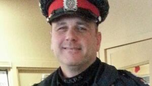 Sergeant Randy Hoskins