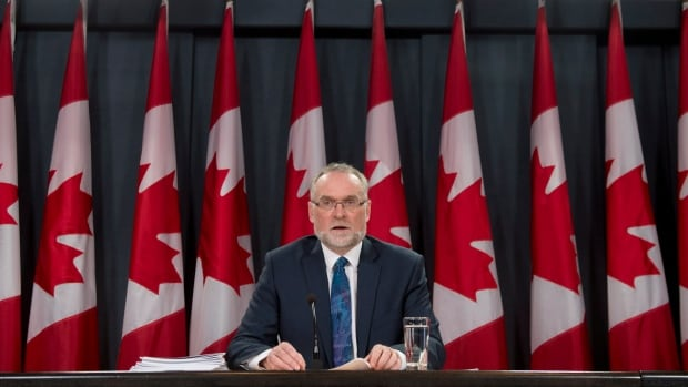 Auditor General Michael Ferguson's fall report looked at food safety, Transport Canada's oversight of railway safety, the National Ship Procurement Strategy and border security among other topics. The report was released Tuesday in Ottawa.