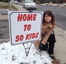 Michelle Reimer, Bayswater resident