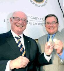 Jim Love and Jim Flaherty