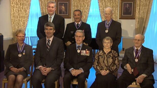 Order of Nova Scotia 2013