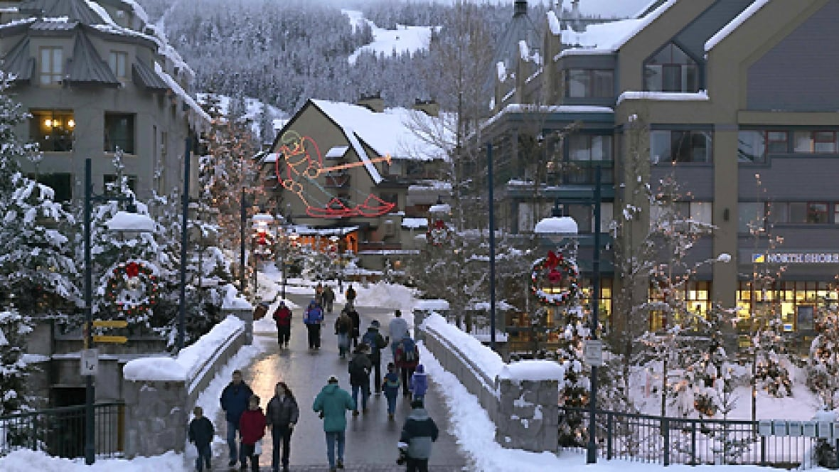 hot real estate market in whistler puts pressure on stable