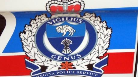 Regina police service logo Sask.