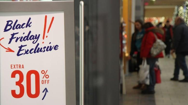 Hamilton S Black Friday Deals Help Keep Shoppers At Home Cbc News